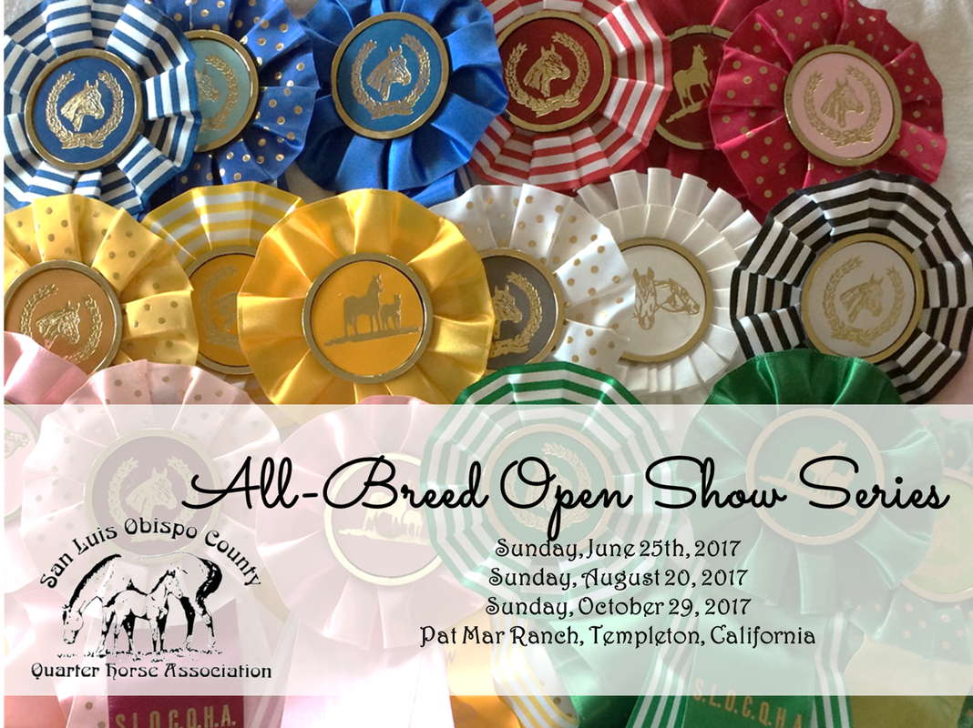 SLOCQHA Open Shows 2017
