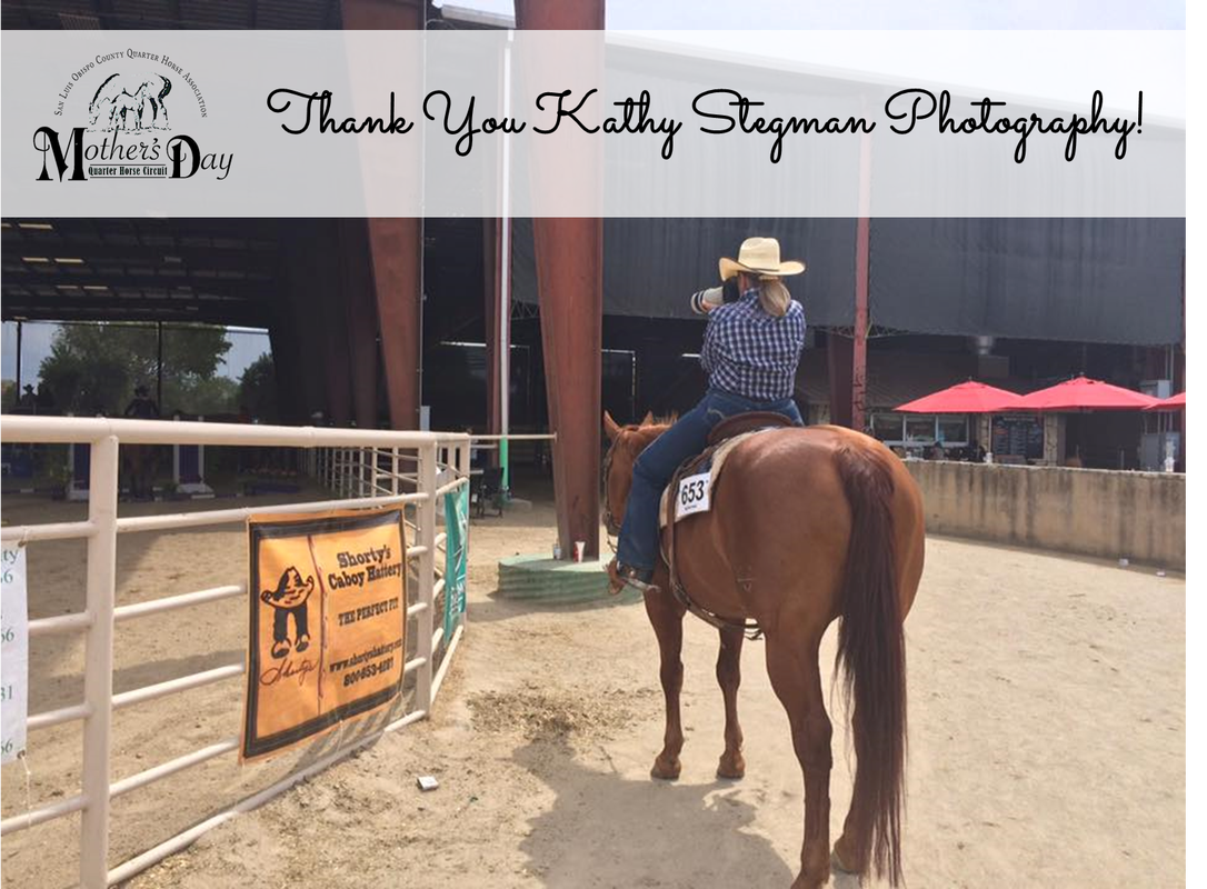 Kathy Stegman Photography, SLOCQHA Mothers Day Circuit, Horse Show Pictures