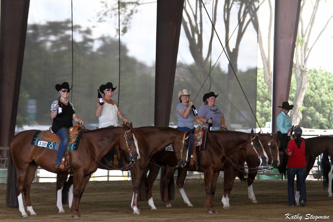Mothers Day Circuit, AQHA, Paso Robles